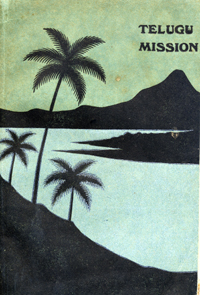 """Story of """"The Lone Star"""" for the Year 1922, Being the Eighty-Seventh Year of the Mission. India, W. A. Stanton."""