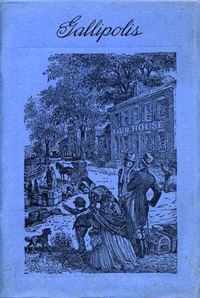 Gallipolis. Being an Account of the French Five Hundred and of the Town they Established on La Belle Riviere. Federal Writers' Project.