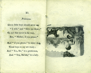 The Daisy; or, Cautionary Stories in Verse. Adapted to the Ideas of Children from Four to Eight Years Old. Illustrated with Sixteen Engravings on Copperplate. Part I. Children's Literature, Elizabeth Turner.