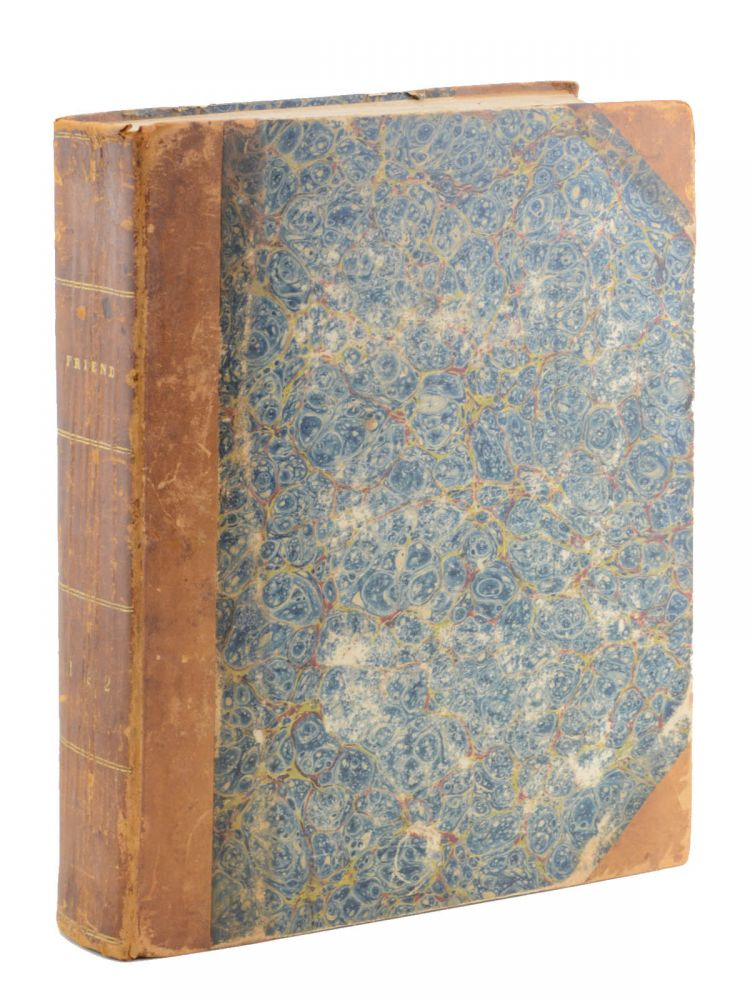 The Friend. A Religious and Literary Journal . . . Volume I [Volume II]. Quaker, Robert Smith.