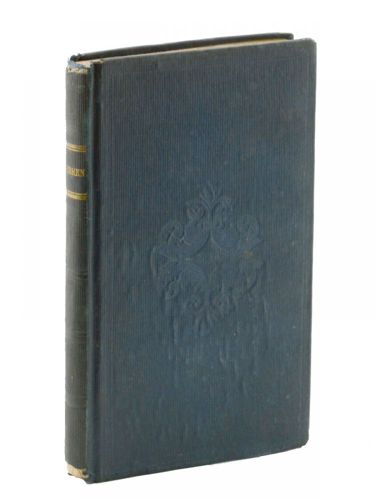 Rev. Anthony Verren, Pastor of the French Episcopal Church of the Saint-Esprit, at New York. Judged by his Works. [Bound with, as issued:] Rev. Antoine Verren, Pasteur . . Peter Barthelemy.
