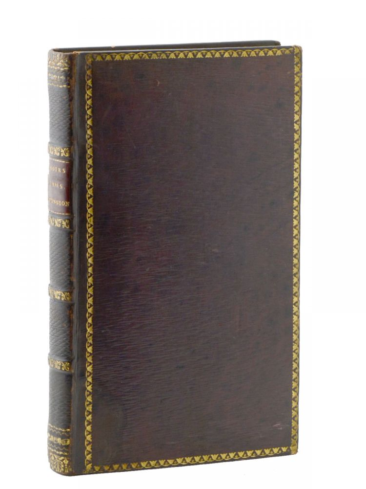 Memoirs of the Late Mrs. Susan Huntington, of Boston Massachusetts, Consisting Primarily of Extracts from her Journal and Letters; with the Sermon Occasioned by her Death. Susan Huntington, Benjamin B. Wisner.