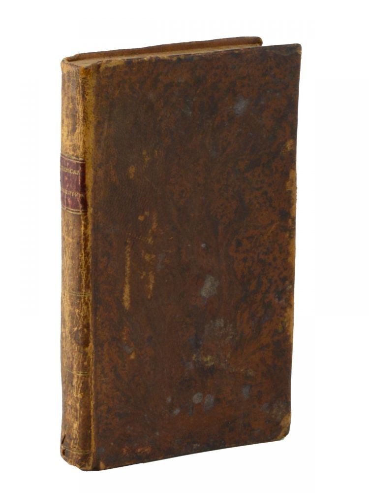 The American Revolution, written in Scriptural, or Ancient Historical Style . . . [Bound with, as published:] The Columbiad, or A Poem on the American War, in Thirteen Cantoes. Ohio Imprint, Richard Snowden.