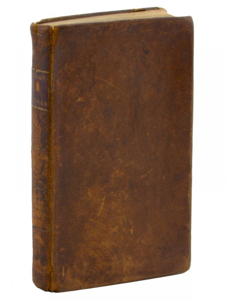 The Poetical and Miscellaneous Works of James Elliot, Citizen of Guilford, Vermont, and Late a Noncommissioned Officer in the Legion of the United States. In Four Books. Americana, James Elliot, Ohio.