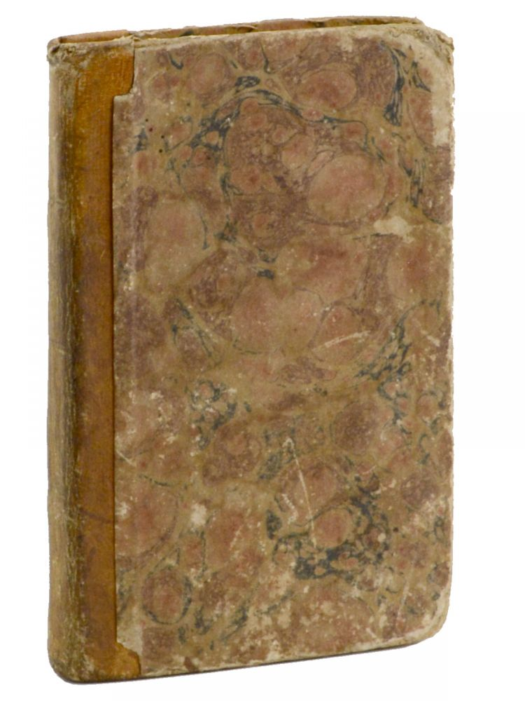 Original and Select Hymns, and Sacred Pindaric Odes, Few of which have ever been published. Compiled and Published by . . . First Edition. Paris M. Davis.