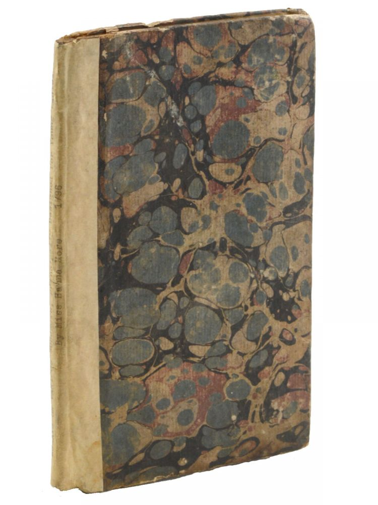 Essays on Various Subjects, Principally Designed for Young Ladies. Hannah More.