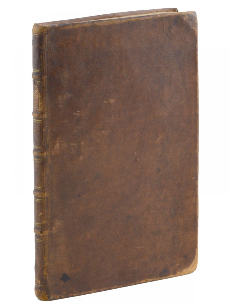 An Estimate of the Manners and Principles of the Times . . . The Seventh Edition. AMERICAN BINDINGS, John Brown.