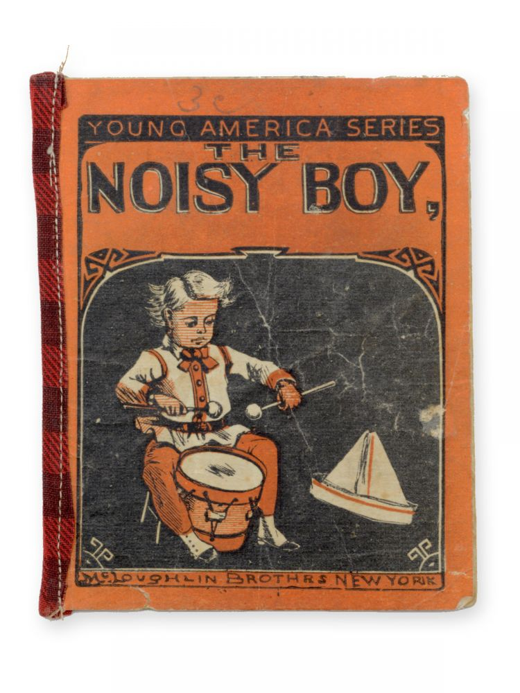 The Noisy Boy [wrapper title]. VERNACULOPEGY, Anonymous.