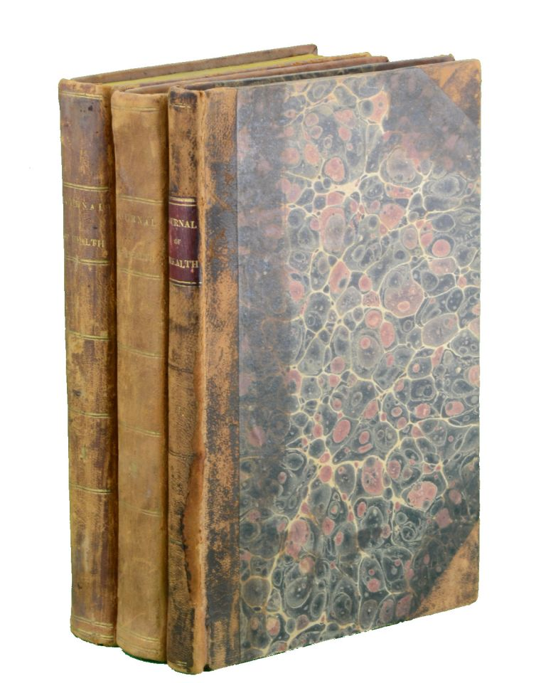 The Journal of Health. Conducted by an Association of Physicians. Volume I. [Volume II; partial volume III.]. John Bell, David Francis Condie.