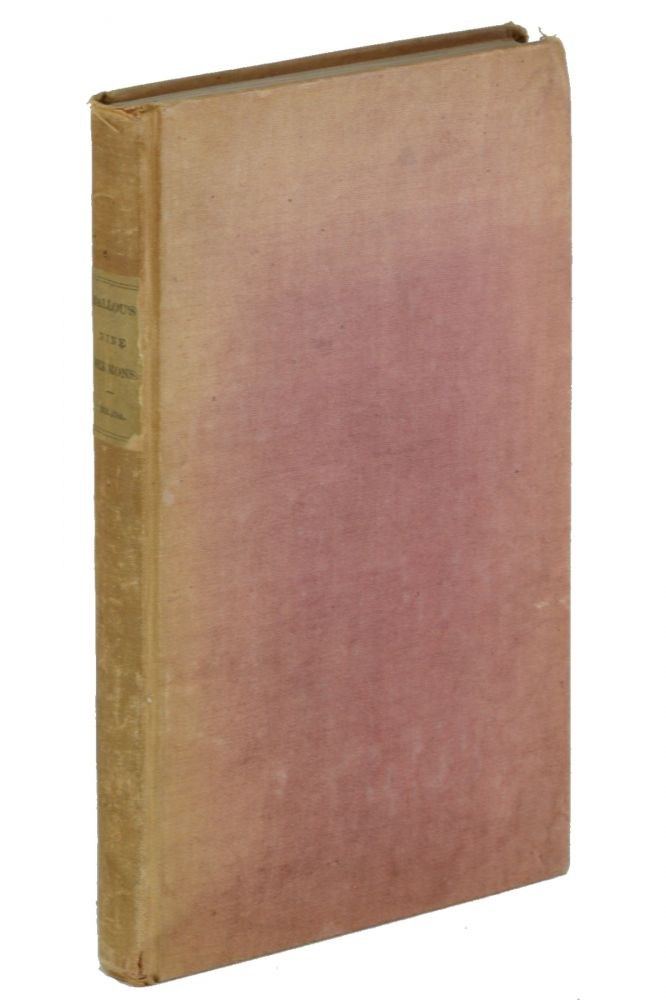 Nine Sermons on Important Doctrinal and Practical Subjects, Delivered in Philadelphia, November, 1834 . . . Taken in Short Hand. With a Brief Memoir of the Author, and an Appendix. 1835, Hosea Ballou.
