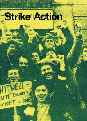 Strike Action [wrapper title]. Direct Action Movement.