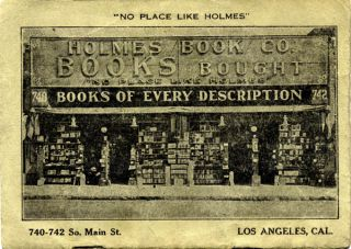 Learn Spanish the Mexican Way [wrapper title]. Holmes Book Company.