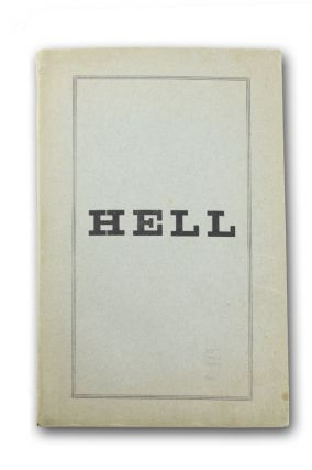 Hell per a Spirit-Message Therefrom (Alleged) . . . a Study in Graphic-Automatism. Eccentric,...