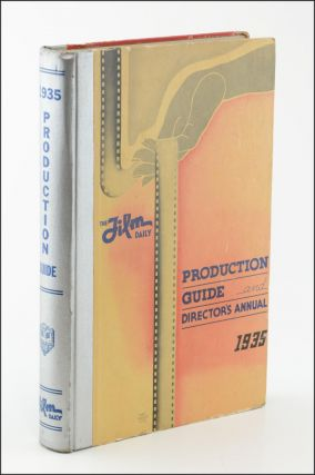 Film Daily Presents its Annual Guide to Motion Picture Production. Jack Alicoate, Editor.
