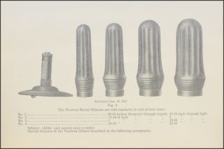 """Peerless"" Rectal Dilators. Self-Retaining and Automatic Medicating . . . [wrapper title]...."