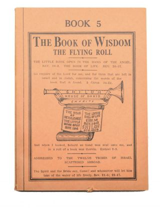 Book 5. The Book of Wisdom. The Flying Roll . . . [wrapper title].