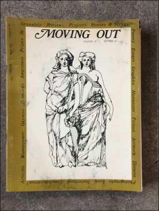 Moving Out. Feminism, Gloria Dyc