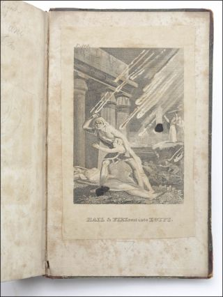 """Nonce volume with the spine title, Variety. (1) Bellegarde, [Jean Baptiste Morvan]. Politeness of Manners and Behaviour in Fashionable Society, From the French of the Abbé de Bellegarde. Paris: Sold at Galignani's, 1817. Frontispiece; [x], 168 pp.(2) [Irving, Washington]. The Sketch Book of Geoffrey Crayon, Gent. No. V. New-York: Printed by C. S. Van Winkle, 1819. [337]-443, [1] pp. (3) """"The Vampyre; a Tale by Lord Byron."""" [etc., in:] Spirit of the English Magazines [caption title]. Published half-monthly, by Munroe and Francis. Vol. V, no. 6. Boston, June 15, 1819. (4) Frisbie, Levi. Inaugural Address, Delivered in the Chapel of the University at Cambridge, November 5, 1817. Cambridge: Printed at the University Press, by Hilliard & Metcalf, 1817. 28 pp. (5) [Morton, Sarah Wentworth]. Ouâbi: or the Virtues of Nature. An Indian Tale in Four Cantos. By Philenia, a Lady of Boston [pseud]. Boston: I. Thomas and E. T. Andrews, 1790. 51, [1] pp. (6) [Extracted fragment with the running title:] The Melodist. 179-194 pp."""