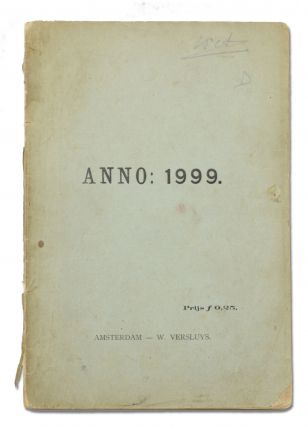 Anno: 1999. Utopian Thought, Contraception, Johannes Rutgers