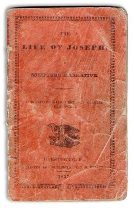 The Life of Joseph; a Scripture Narrative. Color Printing, Gustav Sigismund Peters, printer