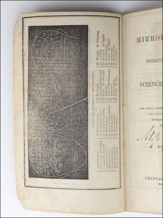 The Mirror of Nature, Part I. Presenting a Brief Sketch of the Science of Phrenology . . .