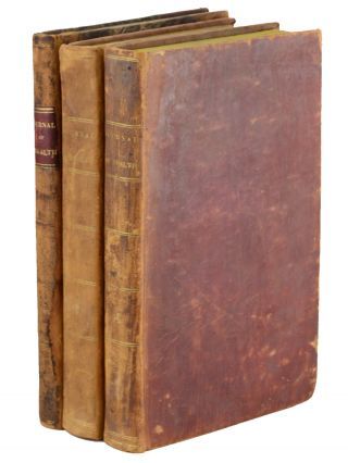 The Journal of Health. Conducted by an Association of Physicians. Volume I. [Volume II; partial volume III.]